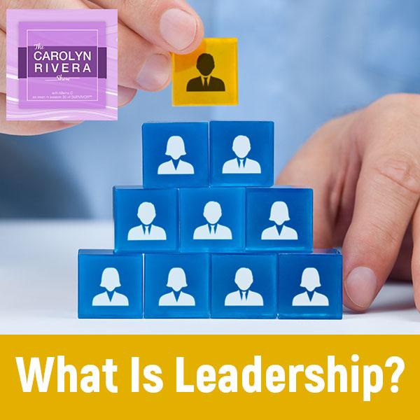 CRS 15 | Leadership