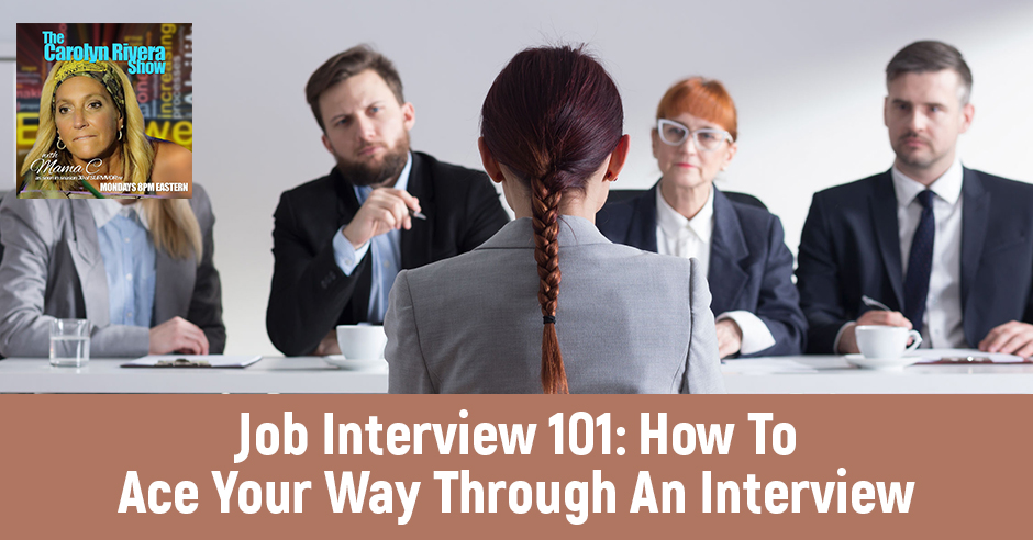 CRS 26 | Job Interview