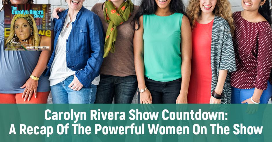 CRS 29 | Powerful Women