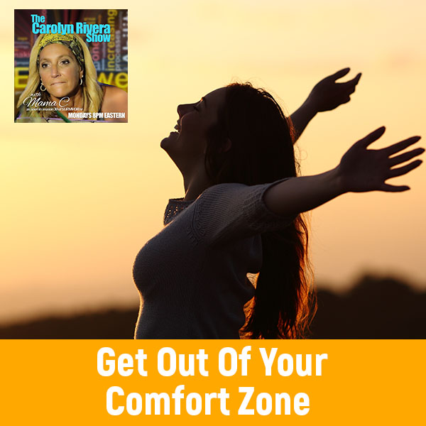 CRS 32 | Comfort Zone